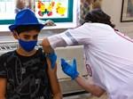 חיסון ילדים. אילוסטרציה