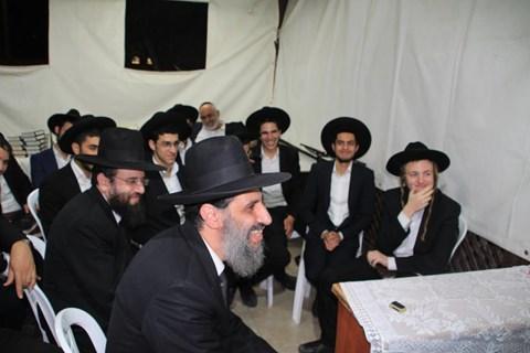 תלמידי תורת יעקב אצל חכם שלום כהן