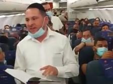 סיום מסכת במטוס
