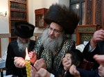 """הרבי מספינקא ב""""פ בירושלים"""