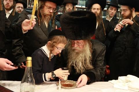 הרבי מקוזמיר בירושלים