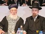 הרבנים הראשיים. להרבות בתפילה