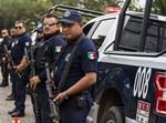 משטרת מקסיקו, אילוסטרציה