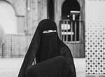 מוסלמית. אילוסטרציה