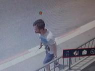 רוסי מנפץ שמשות בחיפה