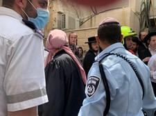 מעצר האישה במאה שערים