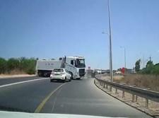 התאונה בכביש 5504