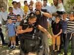פעילות המשטרה לילדים החרדים
