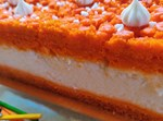 עוגת שמנת מוצלחת וטעימה בסגנון אחר