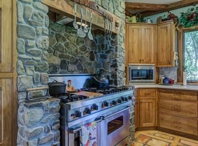 תנור במטבח, אילוסטרציה