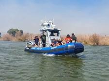 סירת חילוץ משטרתית