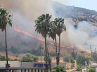 שריפה בטבריה