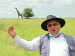 כרמלי עם הג'ירפות