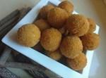 ארנצי'ני - כדורי אורז וגבינות בציפוי קריספי