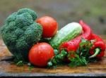 צריכת ירקות