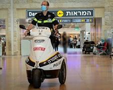 שוטר בשדה התעופה