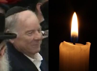 """ר' ישראל מרדכי חלוץ (הגר) ז""""ל"""