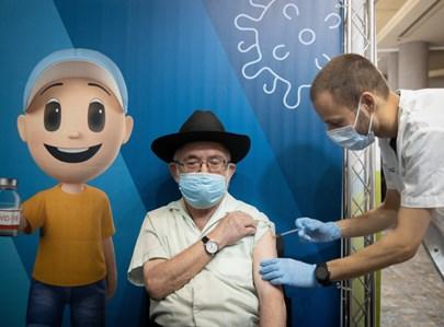 מבצע חיסונים בכללית