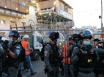 השוטרים בבית ישראל