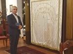 שגריר ישראל באיטליה בבית הכנסת באי נהר הטיבר, באמירת סליחות