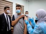 חיסונים בעיר חברון