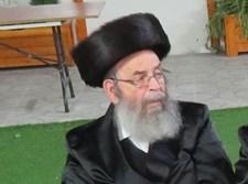 """הרה""""ח רבי אברהם שלמה רונין זצ""""ל"""