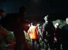 פעולות לחילוץ חייל שנפל לבור