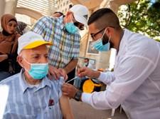 מתחם חיסונים לקורונה
