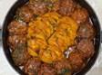 קציצות בשר ותפוחי אדמה