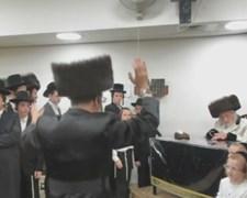 """הריקוד לפני הגאב""""ד"""