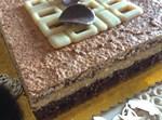 עוגת שכבות טעימה ומיוחדת