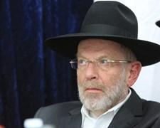 """הרב יעקב שרגא שוויגר ז""""ל"""