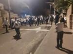 הפגנת הצעירים במודיעין עילית נגד חברת 'קווים'