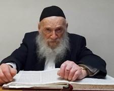 """הגאון החסיד רבי נחום יעקובוביץ זצ""""ל"""
