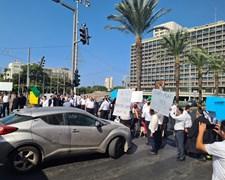 כינוס המחאה נגד רפורמת הכשרות