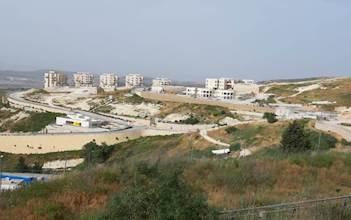 הר יונה בנצרת עילית