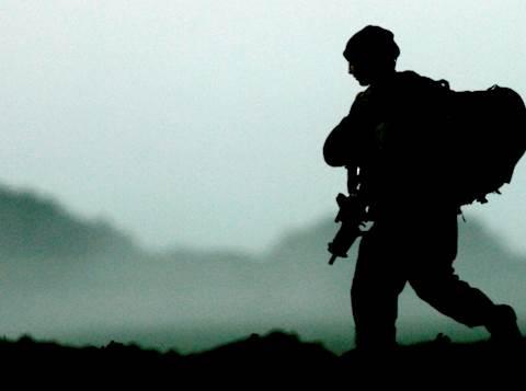 חייל. אילוסטרציה