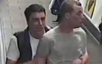 חשודים בהפצת גז בתחנת רכבת בבריטניה