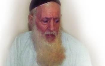 """המקובל רבי משה אהרן פינטו זצ""""ל"""