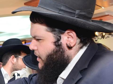 """הרה""""ג רבי יצחק יהודה אדלר זצ""""ל"""