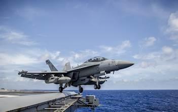 מטוס קרב ממריא. אילוסטרציה