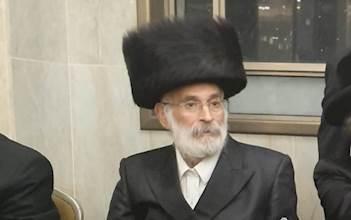 """הרב החסיד רבי משה יוחנן קליין ז""""ל"""