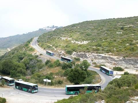 אוטובוסים של אגד