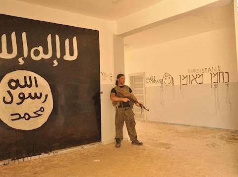 דאעש, נחמן מאומן