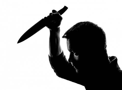 שוד עם סכין