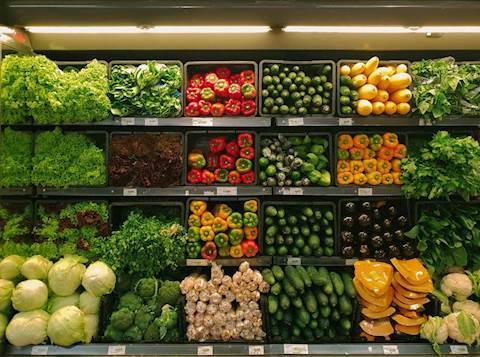 חנות ירקות