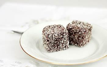 כדורי שוקולד ותמרים