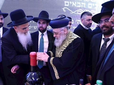 """מעמד סיום הש""""ס בתל אביב"""