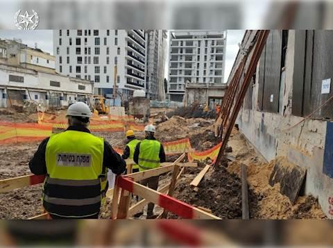 צווי בטיחות לאתרי בנייה