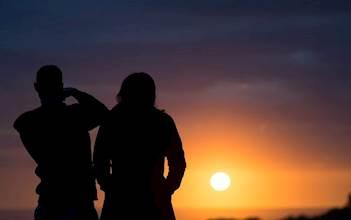 גבר ואישה. אילוסטרציה